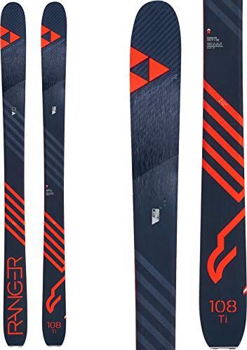 (Fischer Ranger 108 Ti Skis Mens Sz 182cm)