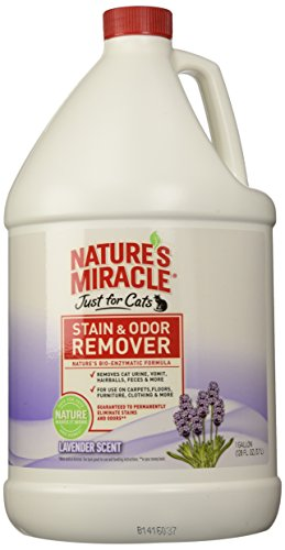 Natures Miracle Stain Remover Lavender