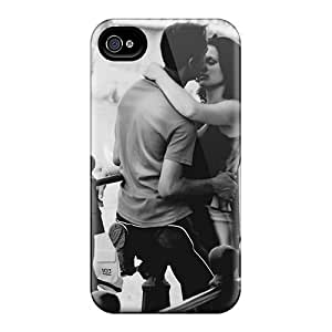 Fashionable EIa4975JStt Iphone 4/4s Case Cover For Kiss Protective Case