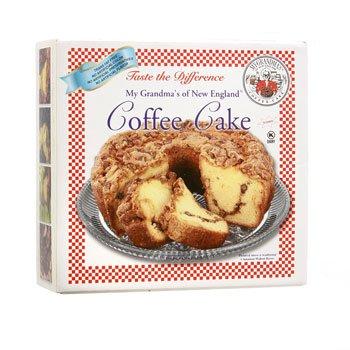 My Grandmas Cinnamon Walnut Coffee Cake Amazoncom Grocery