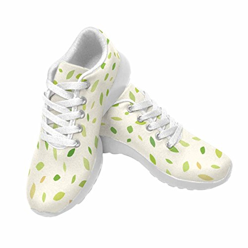 Shoe Walking Casual Shoes Shoes Women's Outdoor Multi 4 InterestPrint Sneakers Fashion Athletic Running Workout twIHX