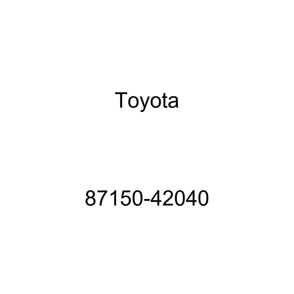 Toyota 87150-42040 Radiator Assembly