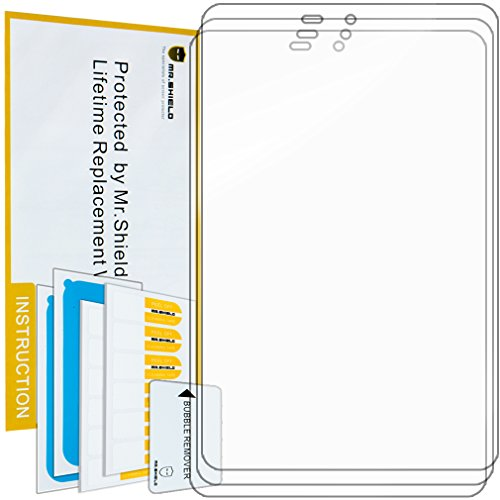 Mr.Shield for Sprint Slate 8 inch (AQT80) Premium Clear Screen Protector [3-Pack] with Lifetime Replacement