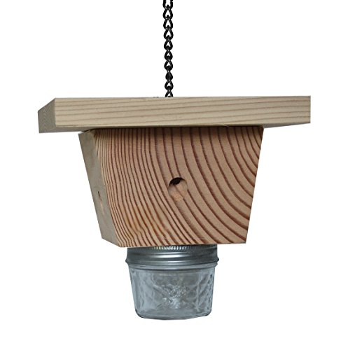 One of the Best Carpenter Bee Traps, Patent No. RE46.421