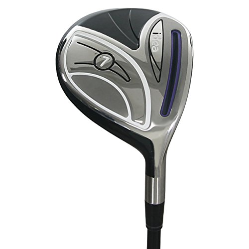 Adams Golf Women's New Idea Plum Fairway Wood, #7W(23 Graphite Ladies Flex New Idea
