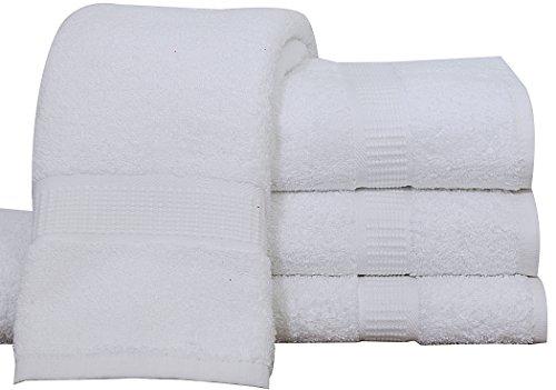 GOLD TEXTILES 24 Pack Premium Luxury Bath Towel  100% Cotton