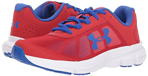 Under Armour Kids' Grade School Rave 2 Sneaker,Red (601)/White,3.5 M US by Under Armour (Image #5)