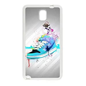 SANYISAN The famous sports brand Nike shoe fashion cell phone case for samsung galaxy note3