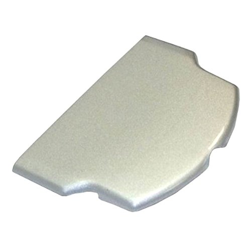 Battery Cover Door Lid for Sony PSP 2000 3000 Playstation Portable Silver