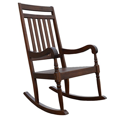 Carolina Chair & Table JR1101 ELM Belmont Slat Porch ()