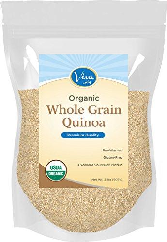 Viva Labs - The FINEST Organic Quinoa, 1