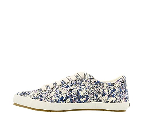 Taos Footwear Damen Star Fashion Sneaker Navy Splash