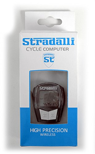 Cycling Computer Road Bike Bicycle MTB Triathlon Stradalli Cycle Twelve Function CY-312 Wireless Speedometer With Backlight