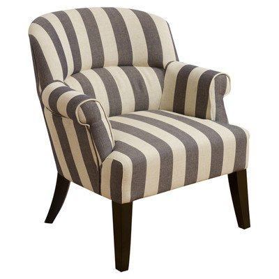 Merveilleux Lounge Chair, Modern Lounge Chair, Zebra Lounge Chair, Curved, High Backed