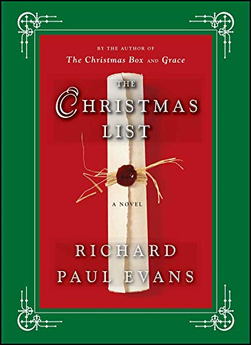 The Christmas List: A Novel (Christmas List The Dvd)