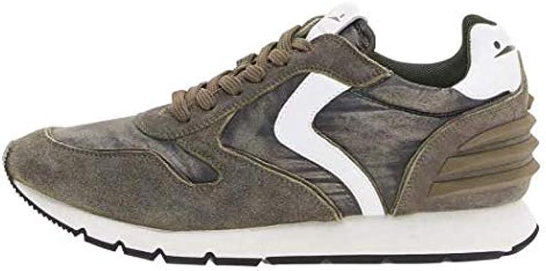 Liam Power Militar - Zapatillas deportivas para hombre, talla 42, color verde: Amazon.es: Zapatos y complementos