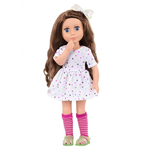 Price comparison product image Glitter Girls by Battat - Bubbly and Shiny Outfit -14-inch Doll Clothes– Toys,  Clothes and Accessories For Girls 3-Year-Old and Up