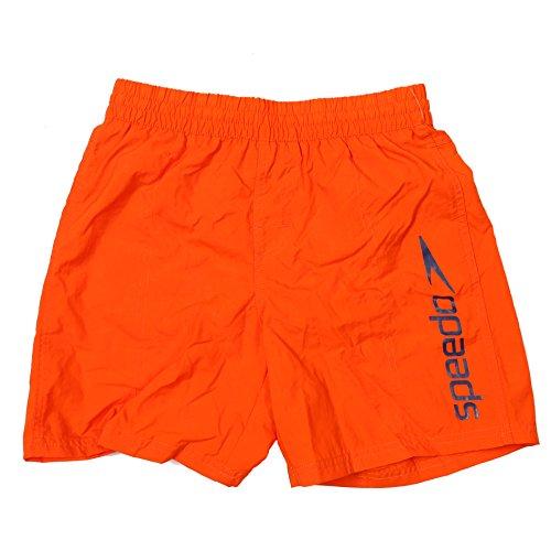 Speedo costume jr challenge col. arancione S