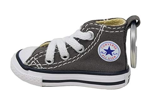 Converse Key Chain All Star Chuck Taylor Sneaker Keychain Authentic (Brown/white)