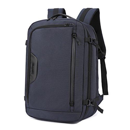 BigForest Business laptop Rucksack Backpacks Case Travel Bag fits up to 14 Inch Computer Briefcase Handbag Blue qrNaO