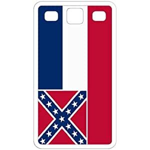 Mississippi MS State Flag White Samsung Galaxy S3 - i9300 Cell Phone Case - Cover wangjiang maoyi