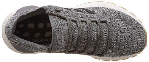 Pureboost Blanc All Multicolore Gritre Homme Noir Terrain Chaussures Negbas Ftwbla Fitness de adidas Gris 8RdWnxU18