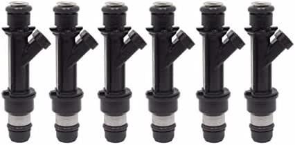 New 6 PCS Fuel Injectors For Buick Chevy Pontiac 3.8 25323972