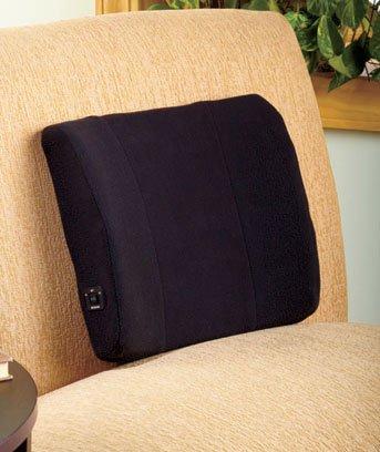 Amazon.com: Inalámbrica de masaje cojín Lumbar Apoyo: Health ...