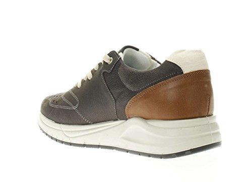 Men Loafers & Slip-Ons grigio grey, (grigio) 7714100 Grey