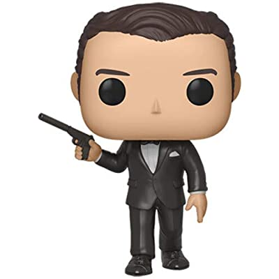 Funko Pop! Movies: James Bond - Pierce Brosnan (Goldeneye): Toys & Games