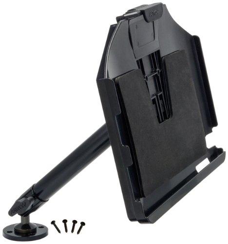 Custom Fit Apple iPad 4 3 2 Heavy Duty Countertop Mount with 10 inch Adjustable Arm by ARKON