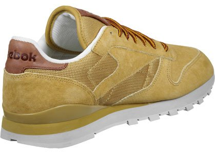 OL Calzado CL Leather Marrones Reebok fxS6wvq