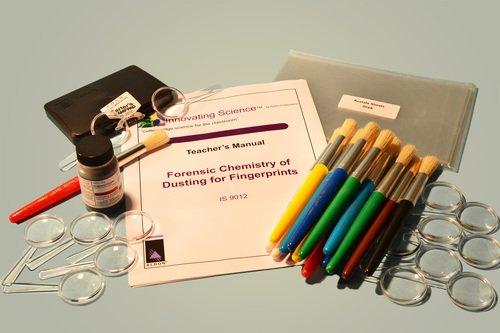 forensic-chemistry-of-dusting-for-fingerprints-classroom-kit
