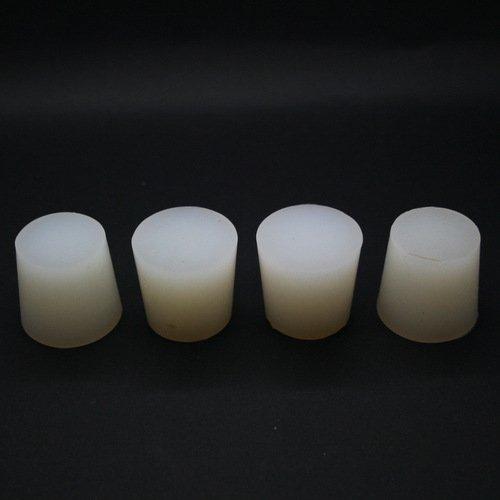 10bouchons en silicone haute température conique 27mm (à 23mm, revêtement poudre Bouchons, de masquage