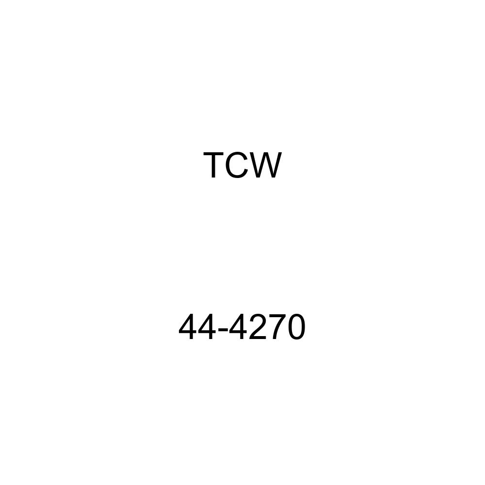 TCW Quality A//C Condenser 44-4270 with Perfect Vehicle Fitment