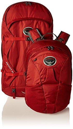 Osprey Farpoint 55 Mochila-Maleta jasper red