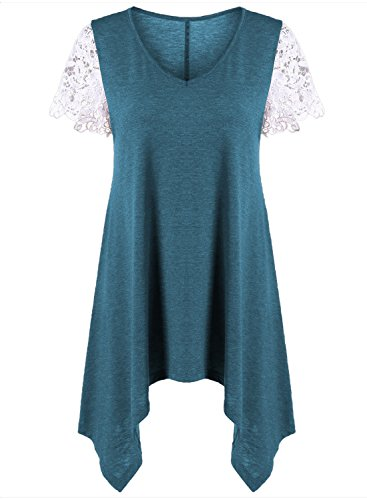 MIHOLL Womens Sleeve T shirts Blouses product image