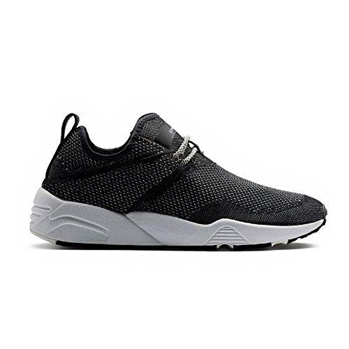 Puma Choisir Mens X Stampd Trinomic Tissé Sneakers Puma Noir