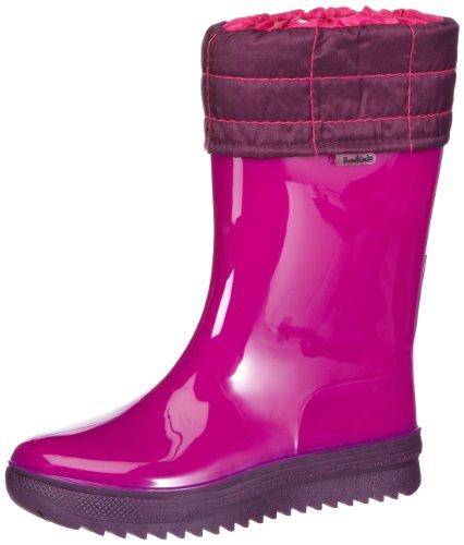 Romika boots Pink Pink auberg Fuchsia rubber RomiKids 481 half Cosmos skirt awxYOXaBrq