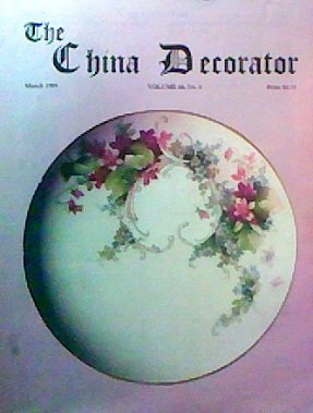The China Decorator (March 1999) -