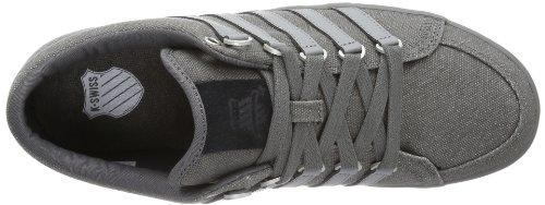 K-Swiss GOWMET II T VNZ 02815-045-M - Zapatillas de lona para hombre gris - Grau (Charcoal/Stingray/White)