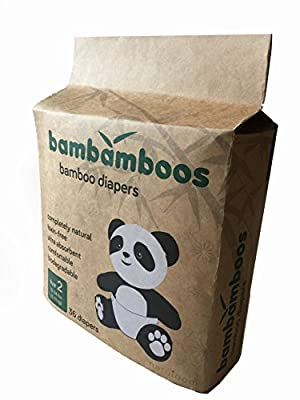 Bambamboos® - Premium Bamboo Baby Diapers
