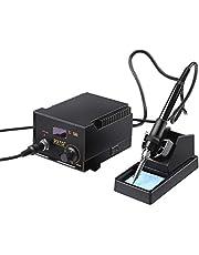 SEAAN 937D 60 W lödstation, flerfunktionell lödkolv stationssats 200°C-480°C med digital LED-skärm