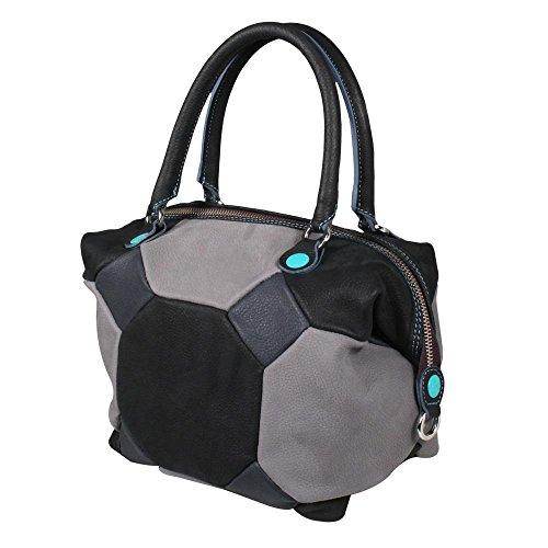 Gabs signore borsa G3 I17 pkpk 3559 NFG Tg. M nero grigio