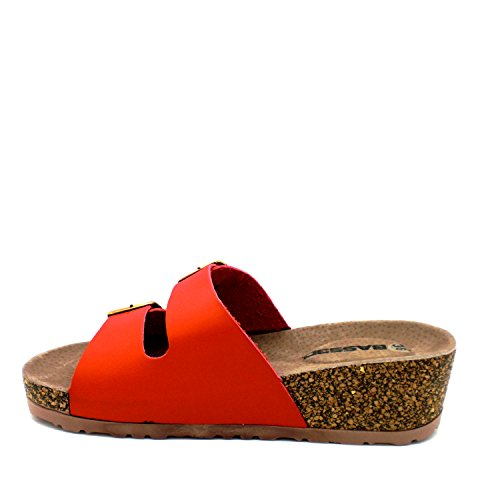 Sandalia BASS3D rojo