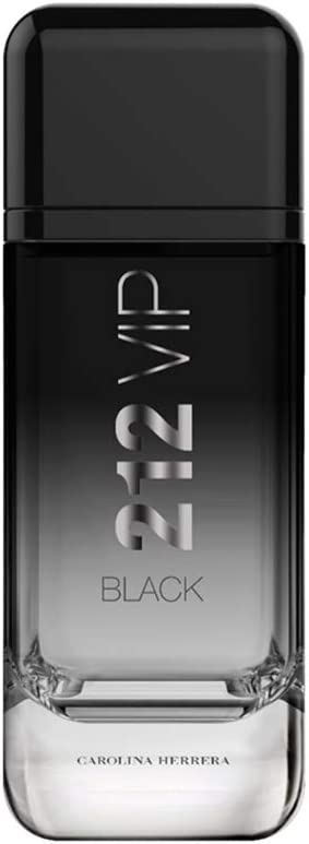 Carolina Herrera - Eau de parfum 212 vip black 200 ml: Amazon.es: Belleza