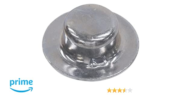 The Hillman Group 8988 Axle Nuts 3//8-Inch