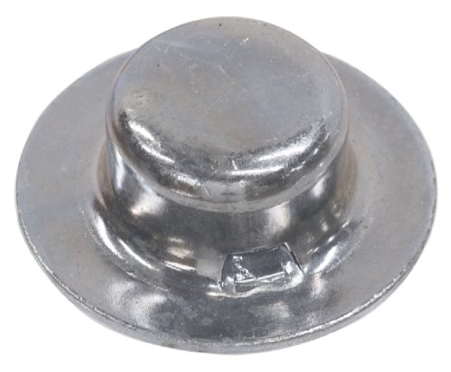 The Hillman Group The Hillman Group 885 Axle Pushnut Fastener 1/4 In. 30-Pack by The Hillman Group