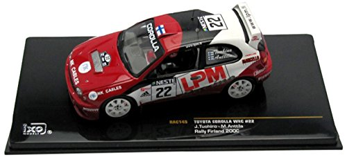 Ixo Toyota Corolla WRC   22 J. Tuohino