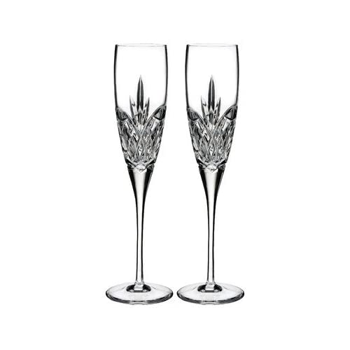 Image of Love Forever Champagne Flute (Set of 2)
